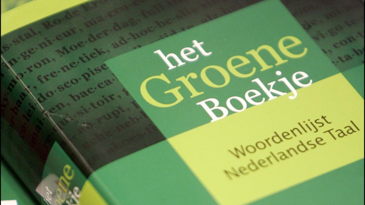 Goed nieuws. De spelling verandert niet! Maar, wat is er dan wel nieuw in het nieuwe Groene Boekje?