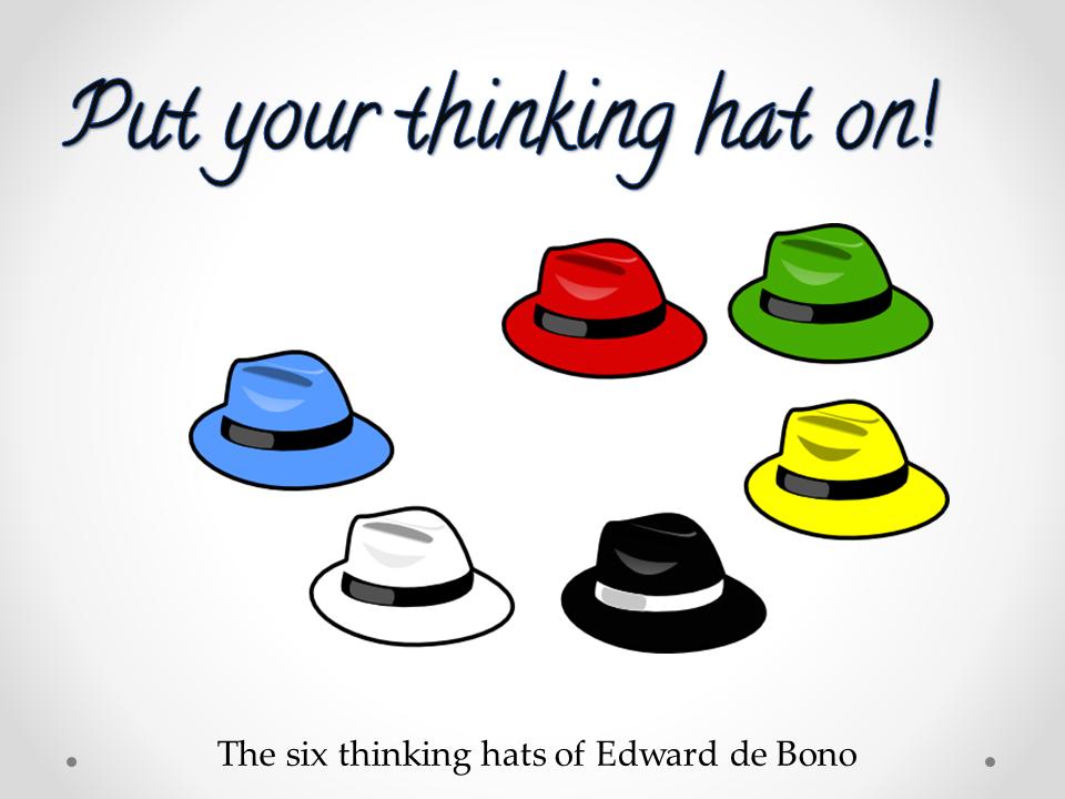 Handige creatieve schrijftechniek, zo gebruik je de pennen van De Bono